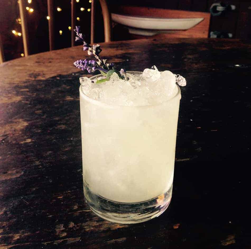 Bee S Knees Drink: Lavender Bee's Knees Cocktail